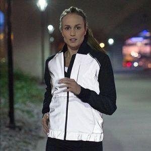 Lululemon Bright Bomber Reflective Jacket 6